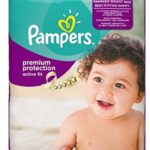 Pampers Active die beste Baby Pampers